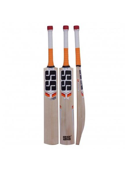 S.S T20 Premium Kashmir Willow Cricket Bat-2139