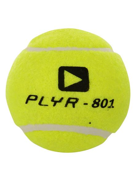 Plyr Cricket Canvas Tennis Balls,green-32