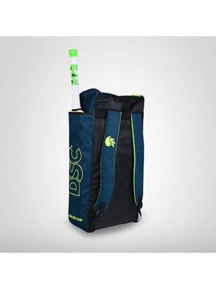 Dsc Condor Glider Cricket Kit Bag (colour May Vary)-1 Unit-Navy - yellow-1