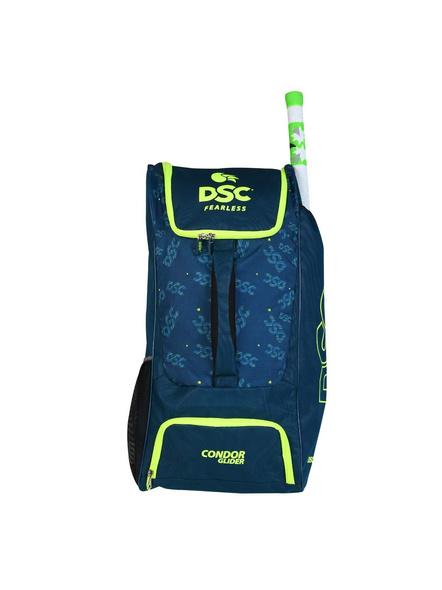 Dsc Condor Glider Cricket Kit Bag (colour May Vary)-1 Unit-Navy - yellow-2