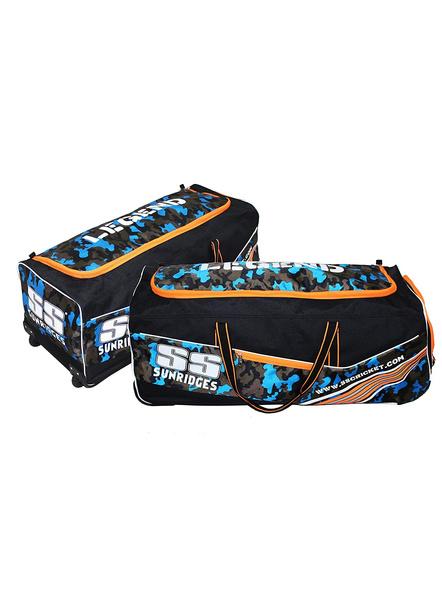 Ss Legend Wheelie Cricket Kit Bag-1461