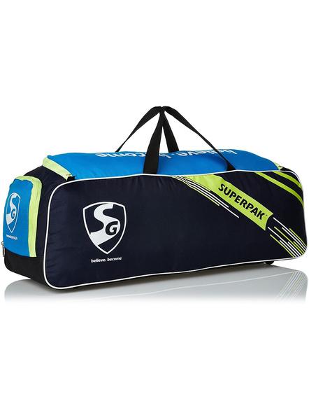 Sg Superpak Cricket Kitbag (colour May Vary)-1 Unit-1
