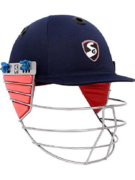 SG Polyfab Cricket Helmet-1 Unit-XS-2