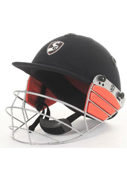 SG Polyfab Cricket Helmet-2546