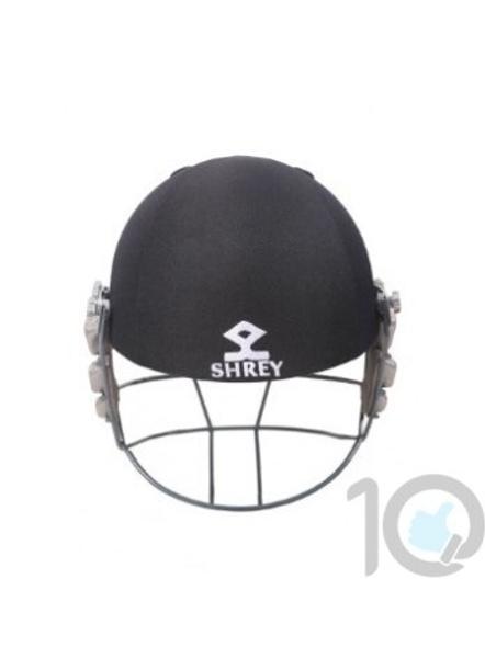 Shrey 101008 Premium Cricket Helmet-NAVY-1 Unit-L-2
