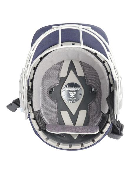 Shrey Pro Guard Stainless Steel Cricket Helmet-NAVY-1 Unit-S-1