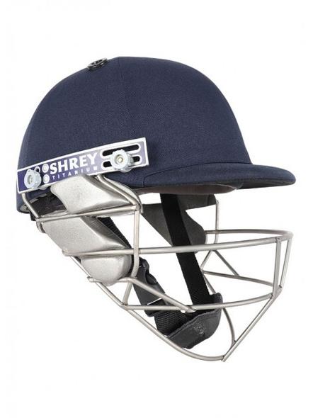 Shrey Pro Guard Titanium Visor Cricket Helmet-20726