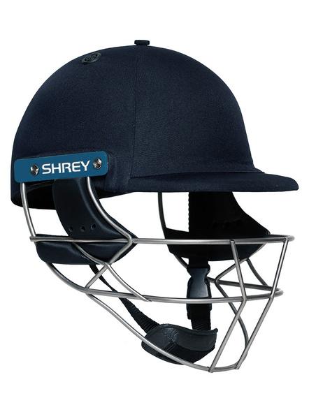 Shrey Masterclass Air Stainless 2.0 Cricket Helmet-NAVY-1 Unit-XL-2