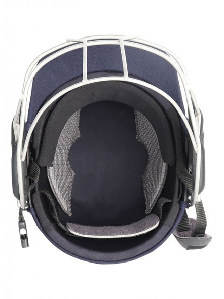 Shrey Masterclass Air Titanium Visor Cricket Helmet-NAVY-1 Unit-S-1