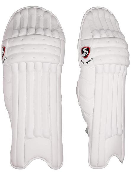 Sg Test White Batting Leg Guard-3651