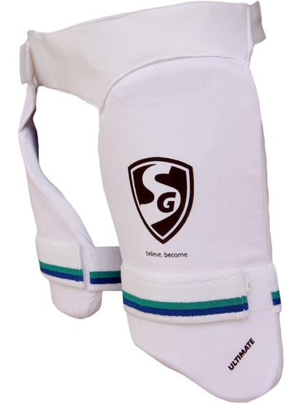 Sg Ultimate Combo Right Hand Cricket Thigh Guard (combo)-1537