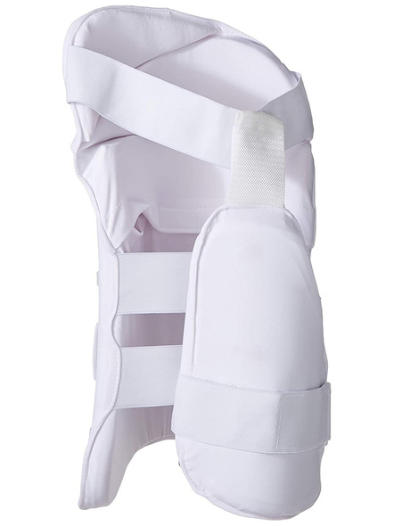 Sg Combo Ace Protector White Rh Thigh Pad-1 Unit-YOUTH-1