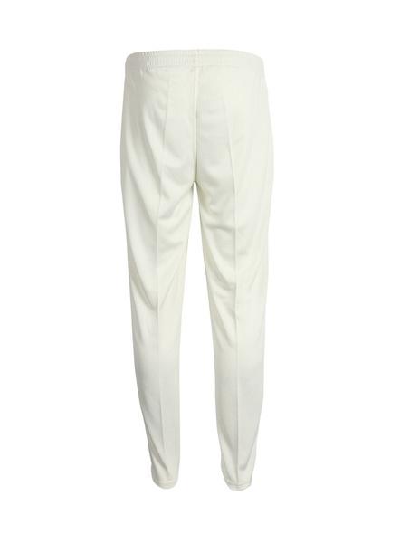 Shrey Match Trouser Cricket Pant-White-XS-1
