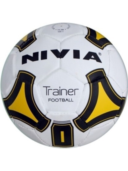 Nivia 280 Trainer Synthetic--5 Football - Size: 5 (pack Of 1, Multicolor)-136