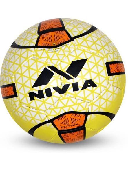 Rubber Synthetic Hand Stitched Nivia Futsal Ball-2023
