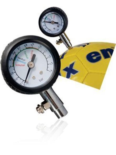 Vixen Football Pump- Gauge Meter-21082
