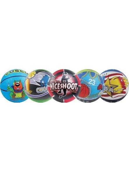 Cosco Grafic Basket Ball-Multicolour-1 Unit-3-1