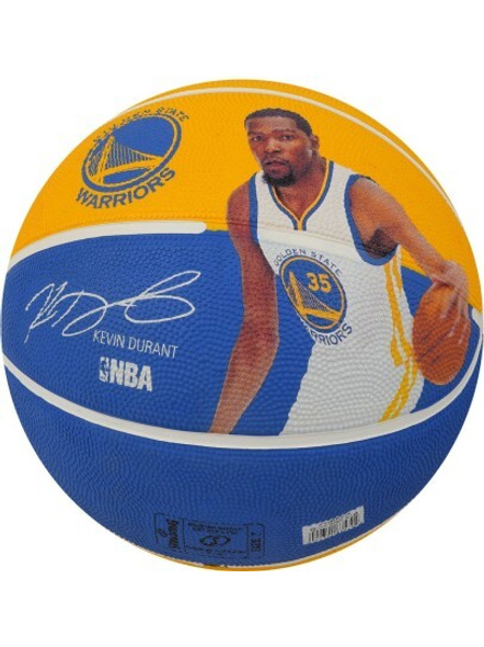 Spalding Kevin Durant Nba Basket Ball-Orange-1 Unit-7-1