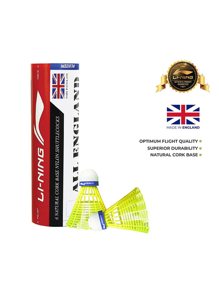 Li-ning All England Slow Badminton Cock-6096