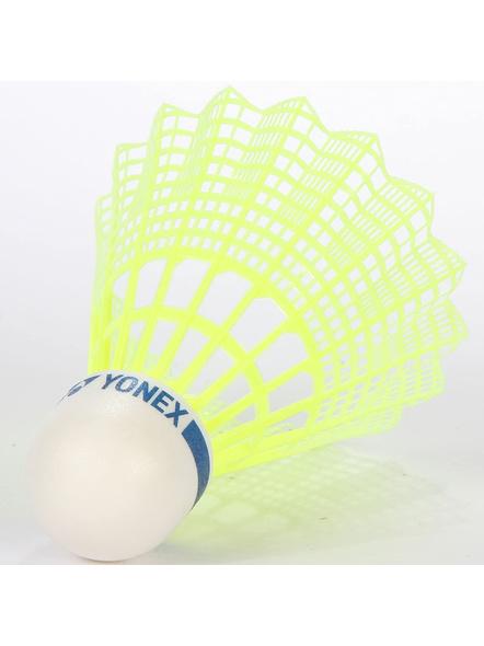 Yonex Mavis 10 Badminton Cock-BLUE AND YELLOW-Nylon-1 Tube-2