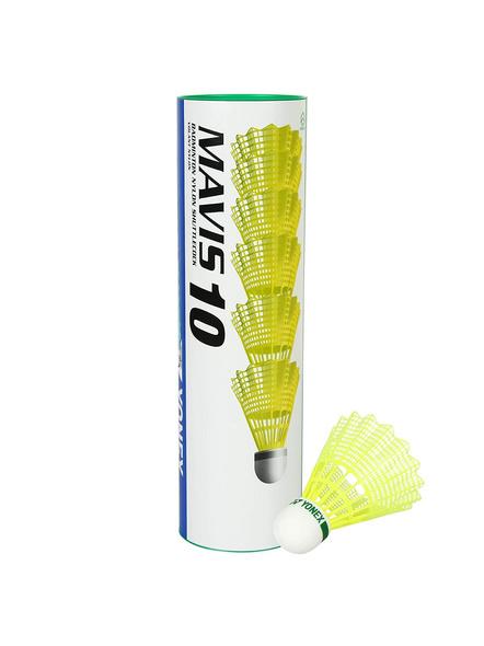 Yonex Mavis 10 Badminton Cock-GREEN YELLOW-2
