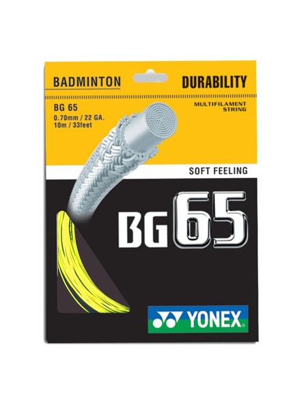 Yonex Bg 65 Badminton Gutting-39