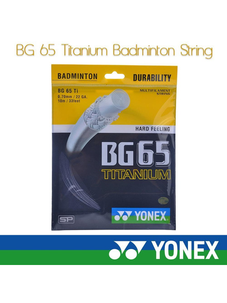Yonex Bg 65 Ti Badminton Gutting-113