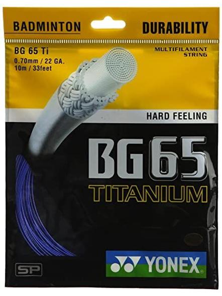 Yonex Bg 65 Ti Badminton Gutting-215