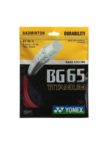 Yonex Bg 65 Ti Badminton Gutting-217