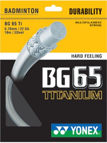 Yonex Bg 65 Ti Badminton Gutting-283