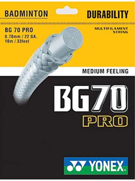 Yonex Bg 70 Pro Badminton Gutting-710