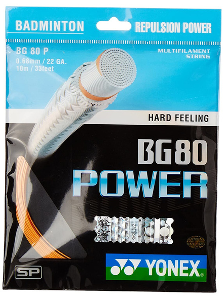 Yonex Bg 80 Power Badminton Gutting-7108