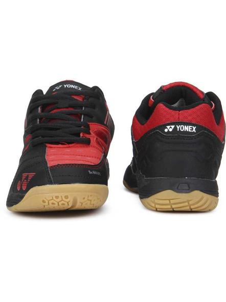 Yonex Ae 05 Badminton Shoes-BLACK AND RED-10-2