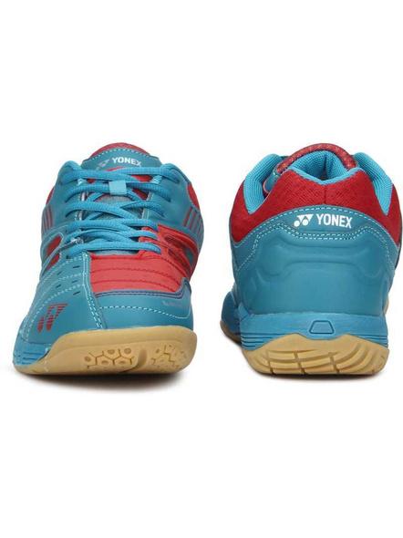 Yonex Ae 05 Badminton Shoes-BLUE RED-9-1