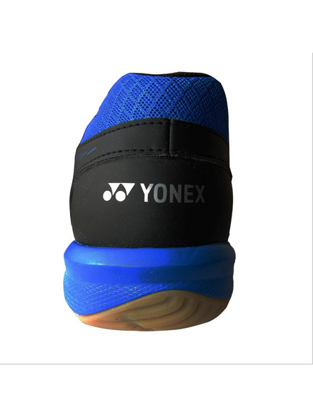 Yonex Shb 65r3 Ex Badminton Shoes-9-BLACK AND BLUE-2