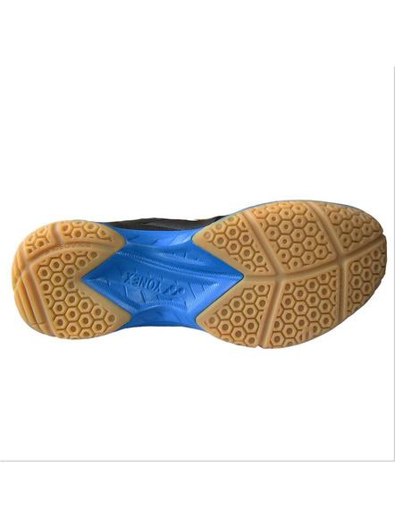 Yonex Shb 65r3 Ex Badminton Shoes-8-BLACK AND BLUE-1