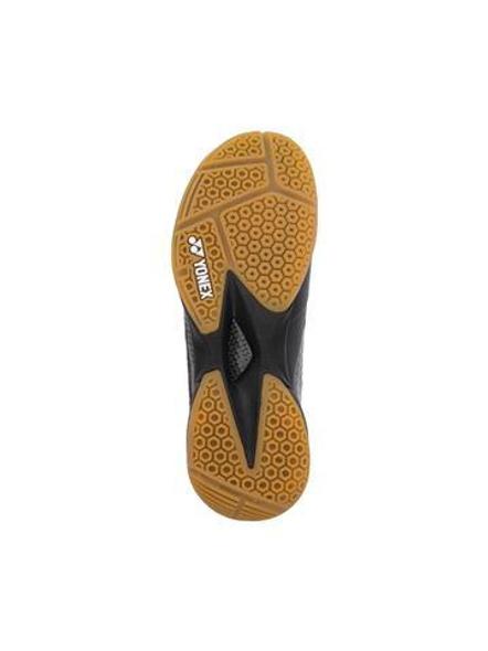 Yonex Comfort Z2 Men Badminton Shoes-BLACK AND RED-8-2
