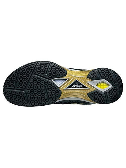Yonex Eclipsion Z Men Badminton Shoes-8-BLACK AND GOLD-2