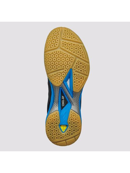 Yonex Shb 65z2 Badminton Shoes-8-BLACK AND BLUE-2