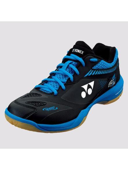 Yonex Shb 65z2 Badminton Shoes-9-BLACK AND BLUE-1