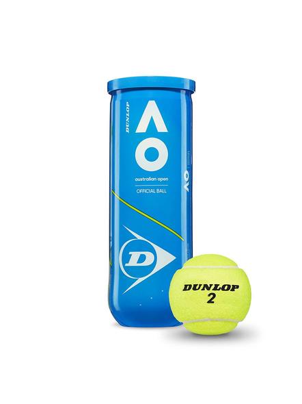 Dunlop Australian Open Tennis Ball (green)-428