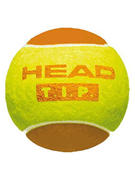 Head Tip-i Red Tennis Balls -1 Pack Of 3-RED-3 Pc Pack-1