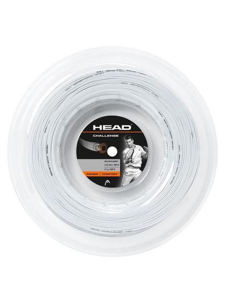 Head Challenge 17 Tennis String Reel (white)-3080