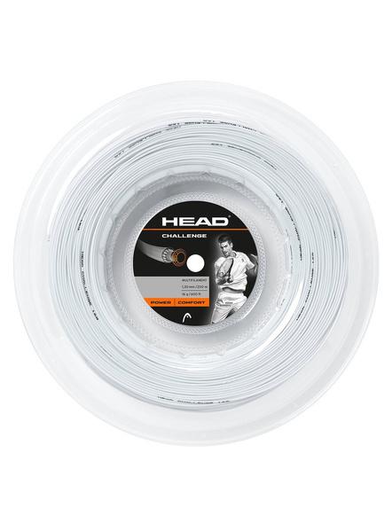Head Challenge 16 Tennis String Reel (white)-4899