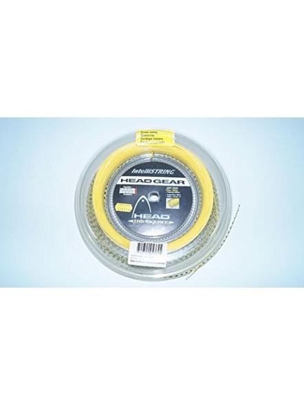 Head Intellistring 16l Tennis String (colour May Vary)-WHITE-1 Unit-1