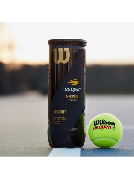 Us Open Tennis Balls-GREEN-3 Pc Pack-2