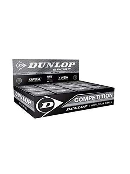 Dunlop Single Dot Squash Ball-1 Unit-1