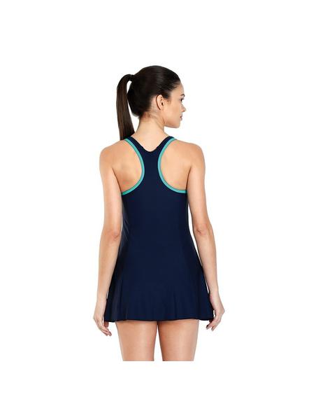 Speedo 802878b369 Swim Costumes Ladies Racerback Frill-38-1