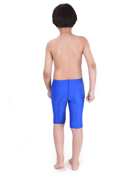 Tyr Boys In Eco Solid Jammer Swim Costumes Boys Jammer-Cobalt-30-1