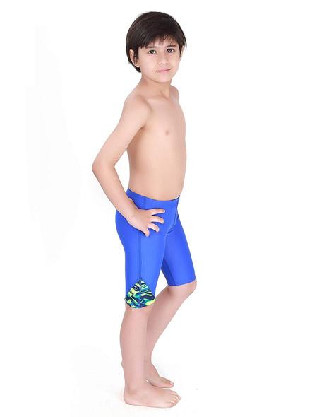 Tyr Boys In Alliance Jammer Swim Costumes Boys Jammer-Cobalt Blue-30-1